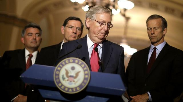 Senate Republicans are using a special rule to vote on health care
