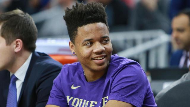 Boston could never offer Markelle Fultz what Philadelphia could: his lucky sandwich. In a piece written for The Player's Tribune, the newly drafted No. 1 pick explained how he learned he was headed to Philadelphia to workout for the 76ers on June 16.