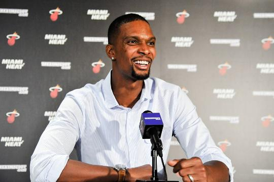 Reports  Medical review says Chris Bosh s illness is a career-ender bb939ad49