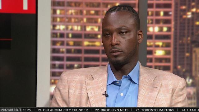 Kwame Brown was drafted first overall by the Washington Wizards in the 2001 NBA Draft, and according to a book written by MJ, Brown almost ended up in tears at the hands of Jordan, but for Brown the story was blown out of proportion.
