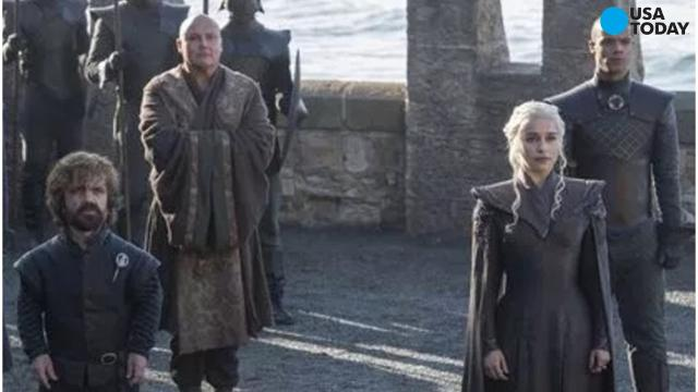 New 'Game of Thrones' promotional material out