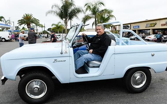 USA TODAY's Chris Woodyard searches for rare, interesting and unique rides including a 1966 Ford Bronco.