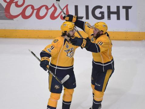 The Predators and the City of Nashville are still undefeated in the Stanley Cup Final. The Predators tied up the series Monday with a dominant home ice performance in Game 4.