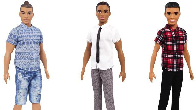f46f85359b8b6 Barbie s boyfriend Ken gets a makeover from Mattel  Cornrows