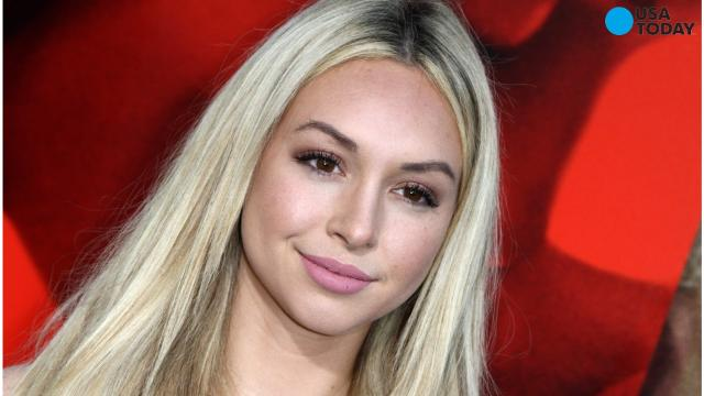 "A ""Bachelor in Paradise"" contestant claimed she's the ""victim"" of undisclosed events that led to production of the reality show being put on hold. In a statement Wednesday, Corinne Olympios said she has hired an attorney and is seeking therapy to deal with what she called the physical and emotional trauma."