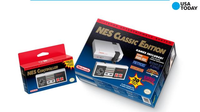 Nintendo plans to absolutely dominate this holiday season with the long-anticipated announcement of an SNES Classic Edition.