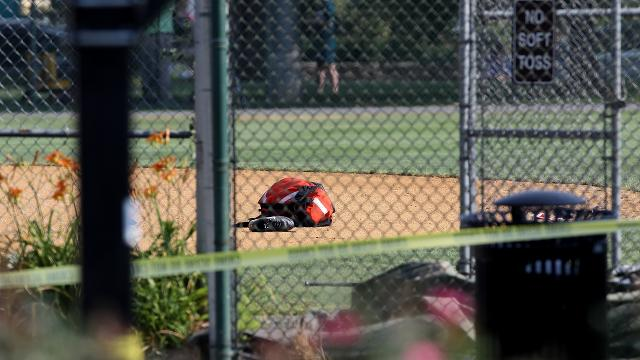 New details released in congressional baseball practice shooting