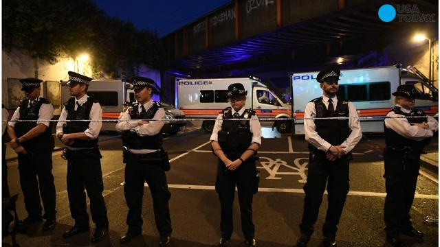 London Finsbury Park Mosque attack: What we know