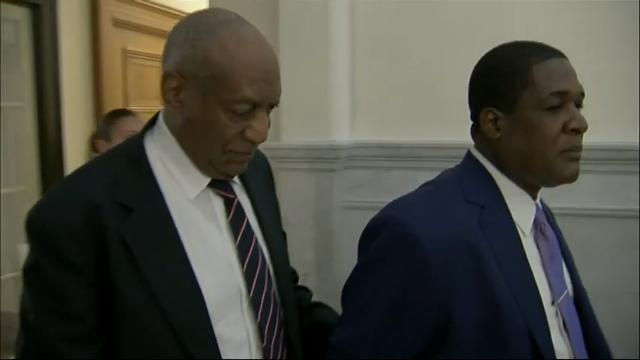 Jury begins deliberating Cosby sex assault trial