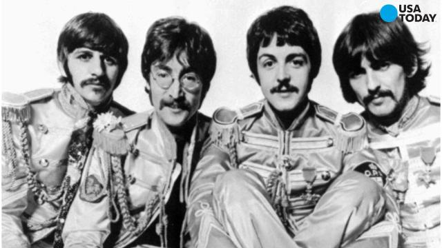 "It was the first rock album with printed lyrics, the first with a fold-out cover, the first to win a ""Best Album"" Grammy. It may be the most influential record in pop history, and the best-loved. It changed the direction of The Beatles, and rock-and-roll, forever. It's ""Sgt. Pepper's Lonely Hearts Club Band,"" released 50 years ago June 2."