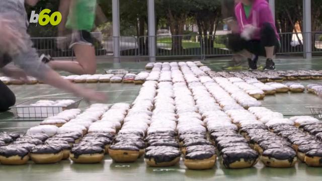 Here's where you can get free donuts on National Donut Day