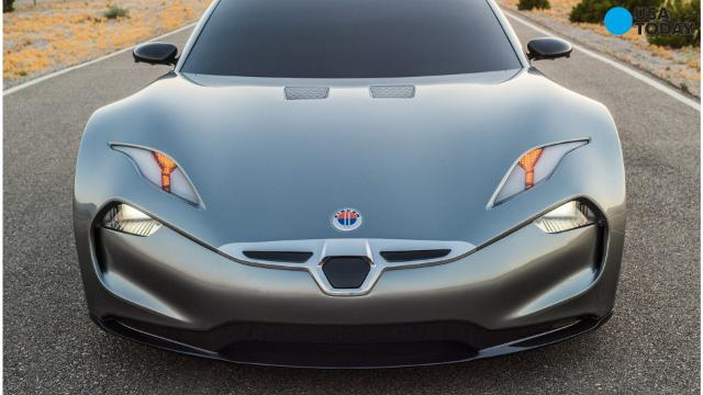 Preview Fisker S Unbelievable New Electric Car