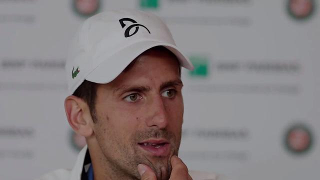 Novak Djokovic lost in three sets to Dominic Thiem in the French Open. Thiem will play Rafael Nadal in the semifinals.