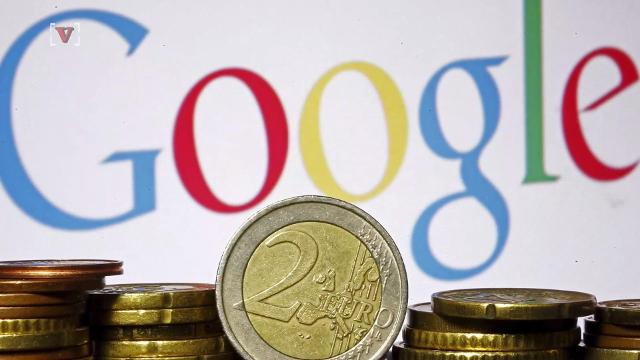 The EU has slapped Google with an unprecedented $2.7 billion fine because they're not playing nice. Nathan Rousseau Smith (@fantasticmrnate) explains.