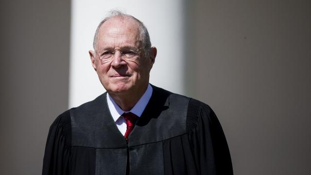 Justice Anthony Kennedy is almost 81 years old, and people think he might step down from the Supreme Court pretty soon. Video provided by Newsy