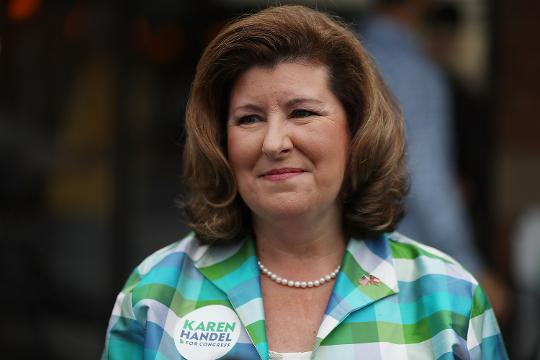 In a special election held on June 20th, Republican Karen Handel defeated Democrat Jon Ossoff in the most expensive congressional race in history.