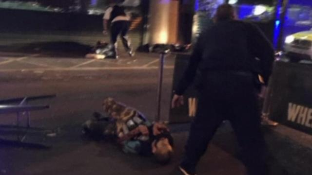 London attack leaves 6 dead; Police shoot 3