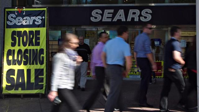 Sears' financial troubles extend beyond U.S.