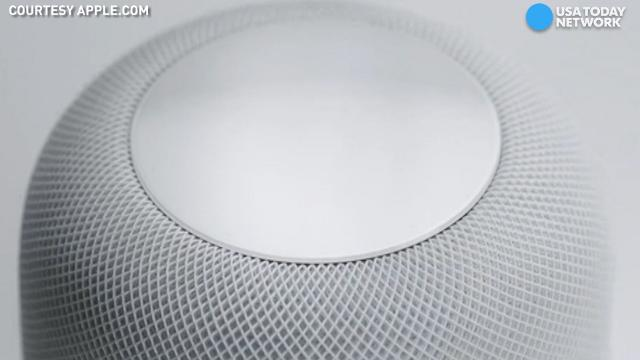 Meet Apple's new smart speaker, 'HomePod'