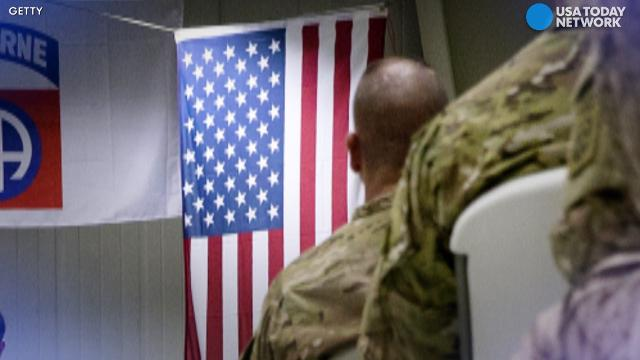 Black troops as much as twice as likely to be punished by commanders, courts