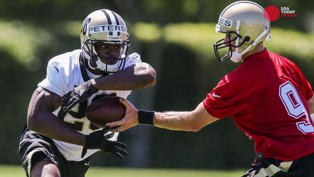 Adrian Peterson eager to test grasp of Saints offense