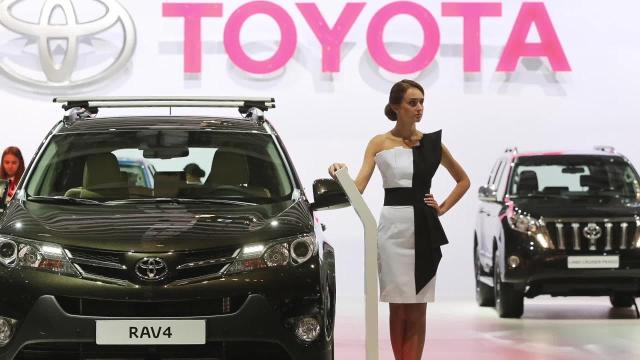 Toyota has sold the last of its stake in Tesla Motors.