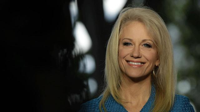 Here's what Kellyanne Conway thinks about Medicaid