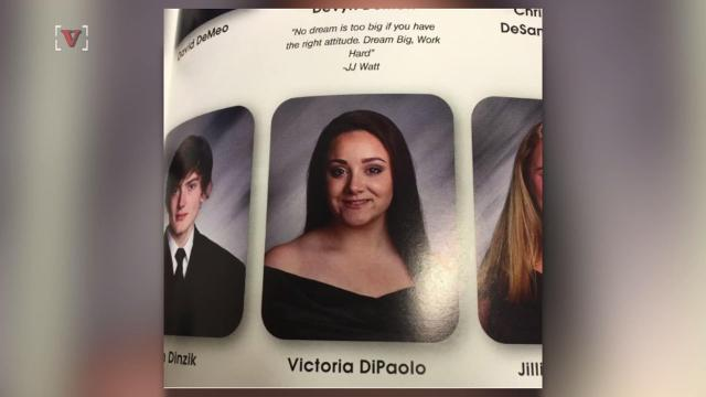 A high school senior shockingly called out her school's dress code