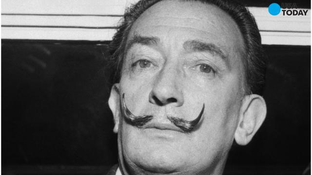Salvador Dali's remains to be exhumed