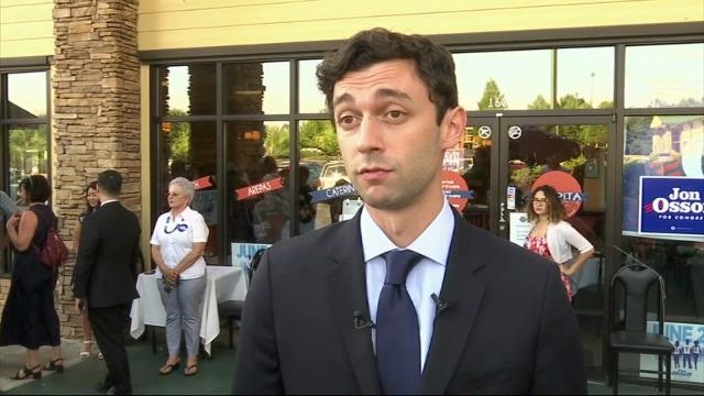 Ga. Democrat hopes to flip GOP leaning district