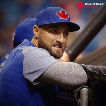 After being suspended for shouting anti-gay slurs at an opponent, Blue Jays outfielder is donating his forfeited salary to two Toronto-based LGBT organizations.