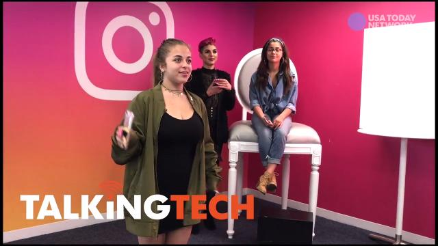 Instagram performers Andrea Russett and Baby Ariel tell how their alliances with brands like Nordstrom, Nike and Soap and Glory helps the companies reach the ever-elusive young consumer on #TalkingTech.