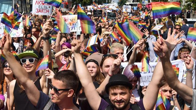 2017 Pride events from around the world