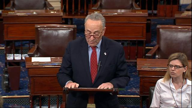 Senate leaders: 'We're deeply saddened'