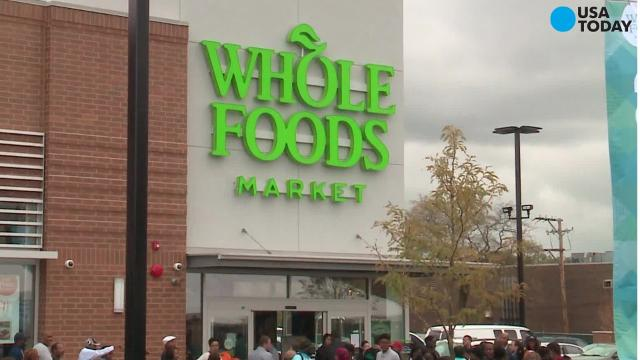 Amazon has agreed to shell out $13.7 billion to buy Whole Foods Market and boost its grocery business.