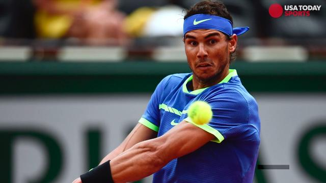 The nine-time French Open winner is again rolling at Roland Garros.