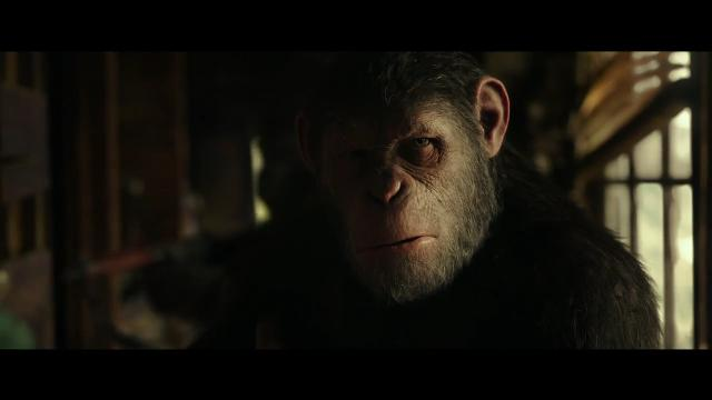Andy Serkis stars for a third time as ape leader Caesar in the sci-fi film 'War for the Planet of the Apes.'
