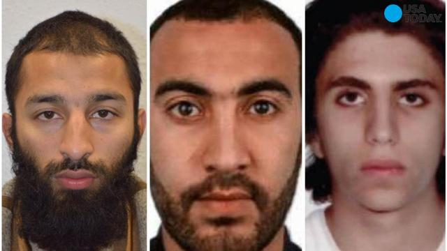 Third London attacker identified by British police
