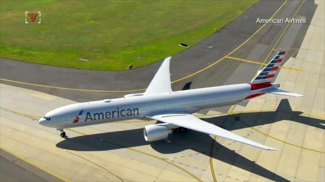 American Airlines faces suit after beverage cart knocks passenger out
