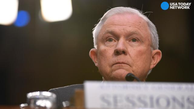 Sessions explains recusal from Russia investigation
