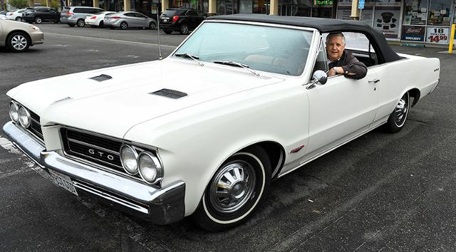 USA TODAY's Chris Woodyard searches for rare, interesting and cool rides including one of the first muscle cars in America, a 1963 Pontiac GTO.