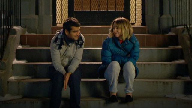 Kumail Nanjiani stars in a film based on his true story in which a biracial couple tries to persevere despite their cultural differences but everything changes when one of them contracts a mystery illness.