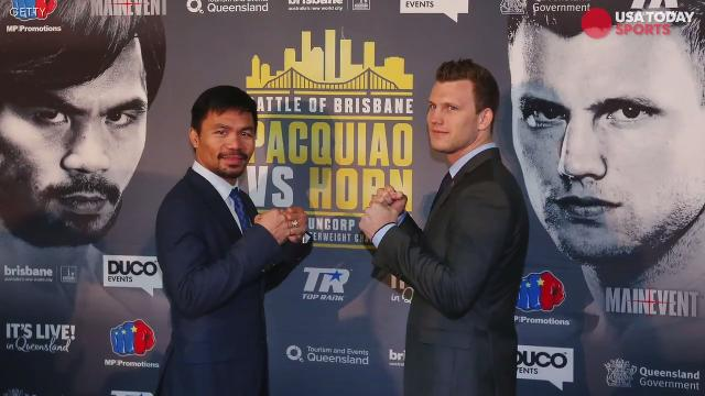 For the very first time in his career, Manny Pacquiao will have his fight aired live on basic cable when he takes on Jeff Horn in 'the battle of Brisbane.'
