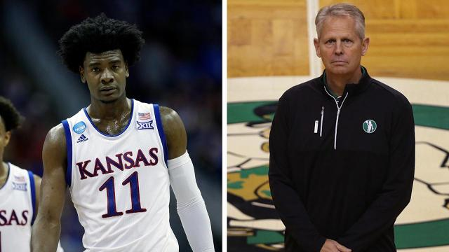 Celtics executive Danny Ainge said that he was mad after he and other team executives flew to Sacramento to watch Josh Jackson workout, before the former Jayhawks star canceled the workout.