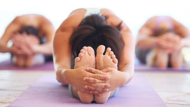 It's Official: Yoga helps depression