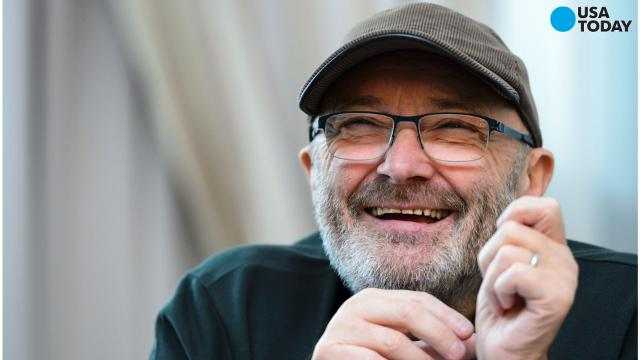Music icon Phil Collins is recovering after slipping in his hotel room and hitting his head on chair.