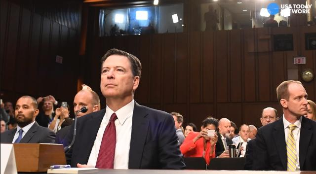 Comey confirms Trump asked for 3 favors