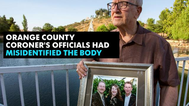 Father finds out son is still alive after burying what he thought was his body.