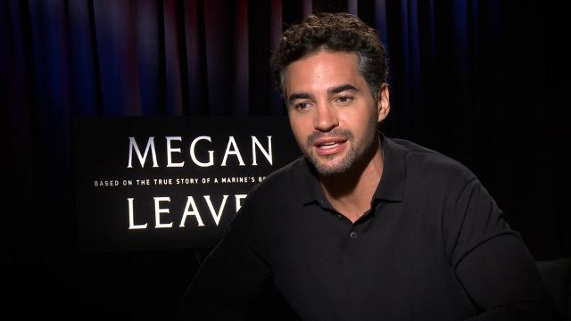 Hear the stars of 'Megan Leavey' share their personal stories of the K9's who have impacted their lives