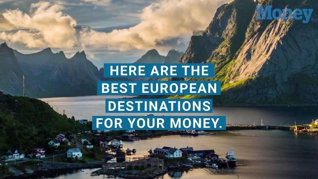 The best European destinations for your money